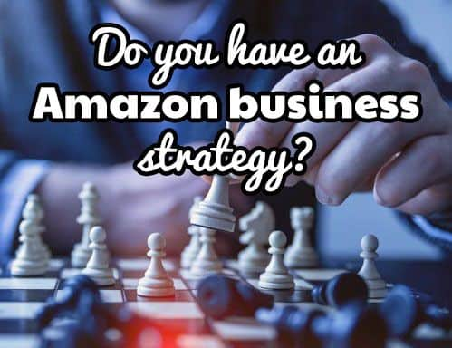 Do you have an Amazon strategy for growth and protection?
