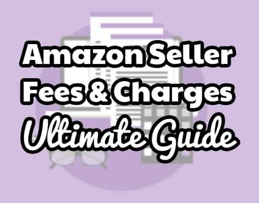 2020 Amazon seller fees guide. Examples and free spreadsheet.