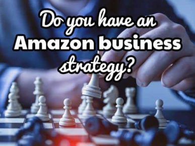 amazon fba business strategy