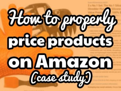 how to price products