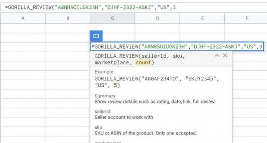 agency formula example
