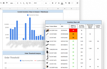 amazon inventory planning