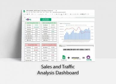 free fba sales traffic analysis spreadsheet